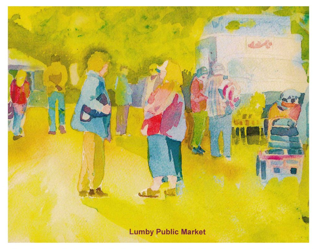 Lumby Public Market